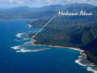 Makana Akua - Hanalei vacation rentals