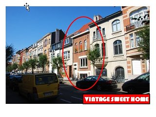 Charming 1 bedroom Condo in Jette - Jette vacation rentals