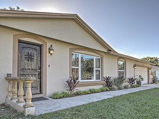 NEW! Sleek 4BR Lake Mary House w/Private Backyard - Lake Mary vacation rentals