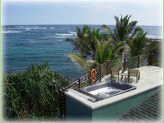 Oceanfront Kapoho Hokulani Kai, Spa, Rooftop Deck! - Pahoa vacation rentals