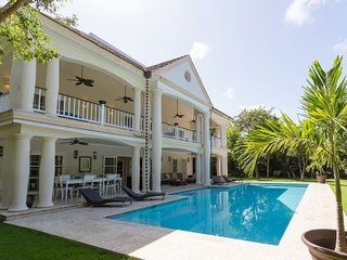 Fabulous 5 Bedroom Villa in Tortuga Bay - Punta Cana vacation rentals
