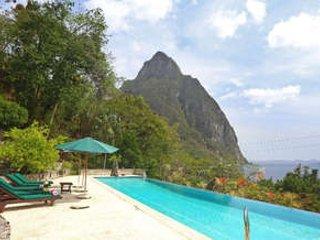 Extraordinary 6 Bedroom Villa in Soufriere - Soufriere vacation rentals