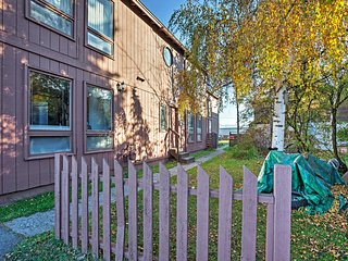 NEW! 1BR Anchorage Apartment w/Outdoor Amenities - Anchorage vacation rentals