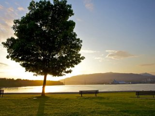 Downtown Vancouver by Stanley Park - Vancouver vacation rentals