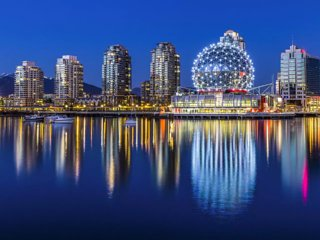 Downtown Van Amazing Amenities near Stadium 2 Beds - Vancouver vacation rentals