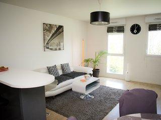 appartement cosy meaux / 15 mins de disney - Meaux vacation rentals