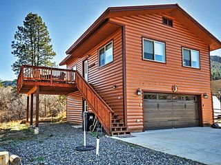 2BR Pagosa Springs Apartment w/Hot Tub! - Pagosa Springs vacation rentals
