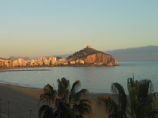 Breathtaking location, right on the beach! - Aguilas vacation rentals