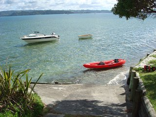 New waterside apartment with expansive view of the harbour - Ruakaka vacation rentals