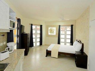 302-3:Old City BIG balcony, roof deck, great wifi! - Cartagena vacation rentals