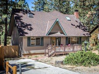 Spacious House with Central Heating and Hot Tub - Big Bear Lake vacation rentals