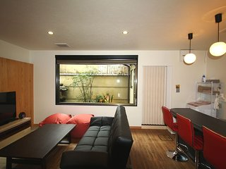 Big room in Gion with private Japanese garden - Kyoto vacation rentals