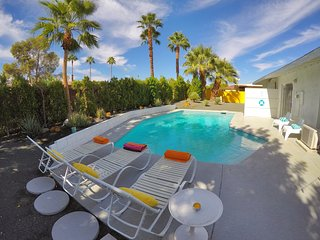 Palm Springs Midcentury Modern Pool Home - Palm Springs vacation rentals