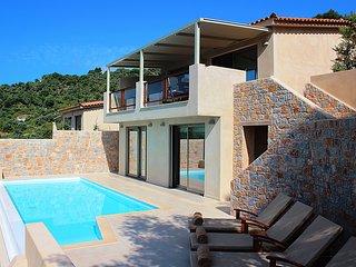 Villa Zaki 4 with private swimming pool - skiathos island - Skiathos Town vacation rentals