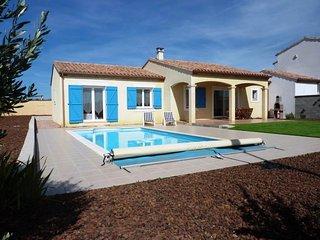 Exposée plein sud, piscine privée. chiens bienvenu - Villemoustaussou vacation rentals