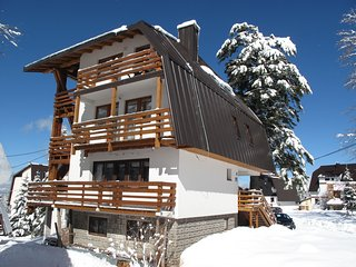 Charming 2 bedroom Jahorina Apartment with Internet Access - Jahorina vacation rentals