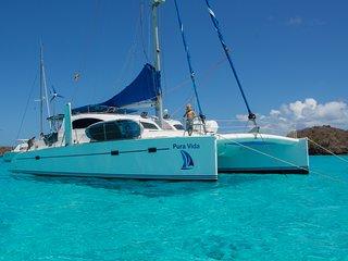 Catamaran Pura vida sailing San Blás. - San Blas Islands vacation rentals