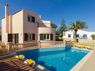 Nice 3 bedroom Villa in Cala Blanca with Internet Access - Cala Blanca vacation rentals
