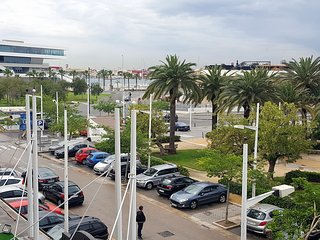 Neptuno II beachfront apartment, new and modern - Valencia vacation rentals