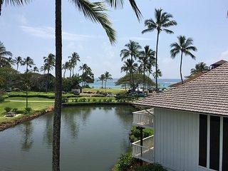 AMAZING OCEAN VIEW CONDO~POIPU BEACHFRONT property - Poipu vacation rentals