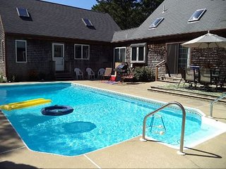 Central Cape Home with great Salt Water Pool! - Dennis vacation rentals