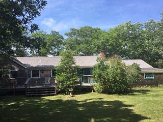 3 bedroom House with Deck in Chilmark - Chilmark vacation rentals