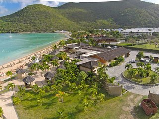 PORT CARAIBES 74...  Cosy 2nd floor condo in quiet, tropical area with gorgeous - Anse Marcel vacation rentals