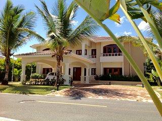 """""""Villa Las Brisas"""" Magnificent Mediterranean villa - Bavaro vacation rentals"""