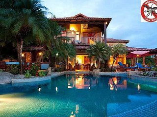 Beautiful 6 bd hillside estate with views, infinity pool, mosquito control - Tamarindo vacation rentals