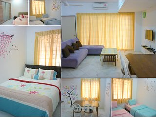 Super Cozy Homestay (DS Corner House) - Ayer Keroh vacation rentals