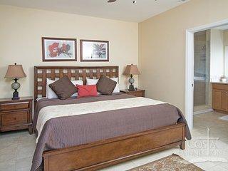 Pacifico L108 - 3 Bedroom 2 Bathroom Pool View Condo - Playas del Coco vacation rentals