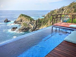 Paraiso de los Angeles - Villa Palapa Zipolite - Zipolite vacation rentals