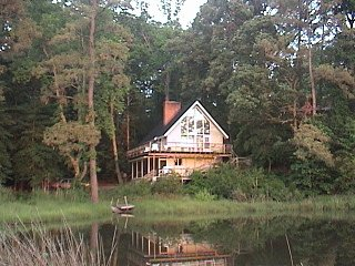 Waterfront home - Spectacular natural splendor - Mollusk vacation rentals