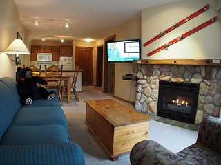 Fireside Lodge Village Center - 315 - Sun Peaks vacation rentals