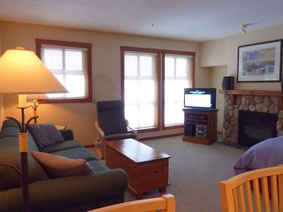 Fireside Lodge Village Center - 223 - Sun Peaks vacation rentals