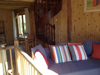Beautiful Barn conversion with mountain views - Lavelanet vacation rentals