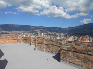 Grand Opening-Roof top terrace Apt. in Laureles Medellin!!! - Medellin vacation rentals