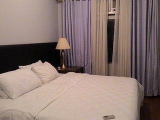 1 Bdrm Condo at Araneta Center, Cubao, Quezon City - Quezon City vacation rentals