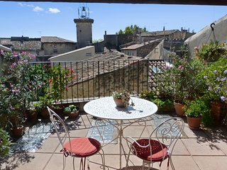 Beautifully-restored house from the XIV-XVI century in Pélisanne, heart of Provence – near Aix-en-Provence - Pelissanne vacation rentals