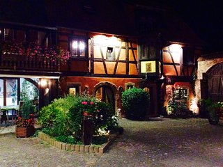 maison de charme classée 4 E à colombages - Obernai vacation rentals