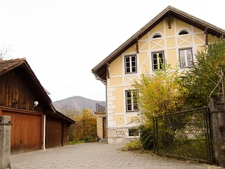Spacious apartment in Austria with a private balcony and spectacular views, sleeps 6 - Bad Ischl vacation rentals