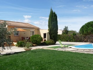Modern house with garden and pool - Saint-Nazaire-d'Aude vacation rentals