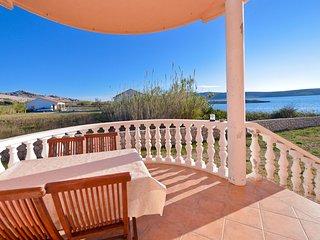 Sunny, 1-bedroom apartment in seaside Vidalići with a terrace, WiFi and wonderful sea views! - Vidalici vacation rentals