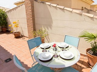 Paradise House - Luxury Penthouse apartment in Los Alcázares with a terrace and two pools - 800m from the beach! - Los Alcazares vacation rentals