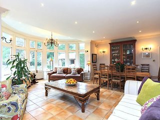 Beautiful House with Television and DVD Player - Sunninghill vacation rentals