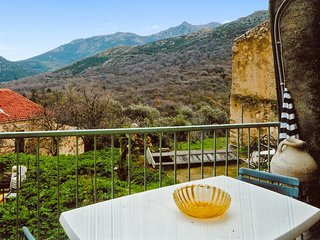 An authentic 2-bedroom apartment in Muro, Corsica with a terrace and stunning views! - Muro vacation rentals