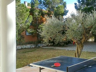 Traditional, 5-bedroom house with an olive garden and terrace – 300 metres from the beach! - Calafat vacation rentals