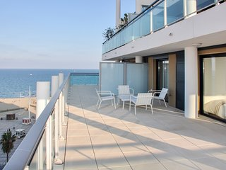 Albatross – a modern, 4-bedroom apartment in Canet-en-Roussillon with a terrace and amazing views! - Canet-en-Roussillon vacation rentals