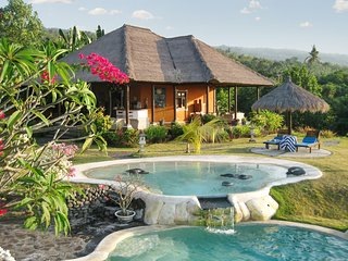 Luxurious 3-bedroom villa in north Bali with 2 pools and staff, 3 kilometres from the beach - Buleleng vacation rentals