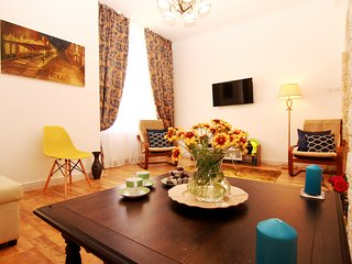 Old Princely Court Two Bedroom apartment - Bucharest vacation rentals